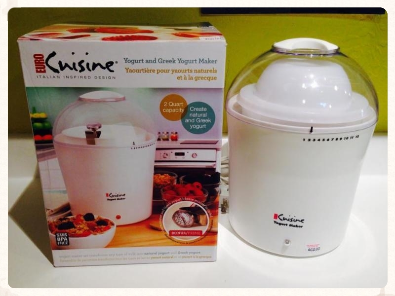 The main course toys for cooks for Cuisine yogurt maker