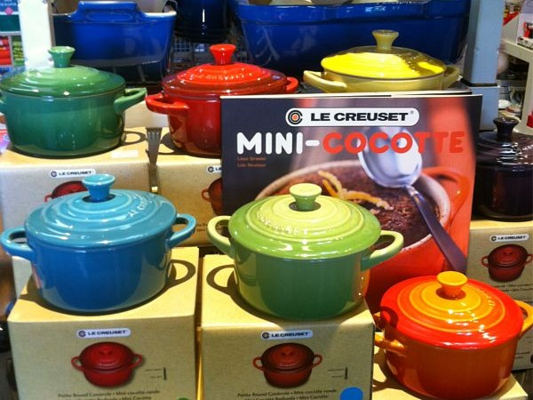 LeCreuset in door county