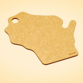 Wisconsin Cutting Board - Epicurean